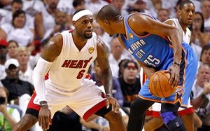 Durant/Lebron