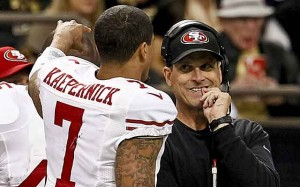 Kaepernick/Harbaugh