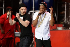 Jay-Z and JT